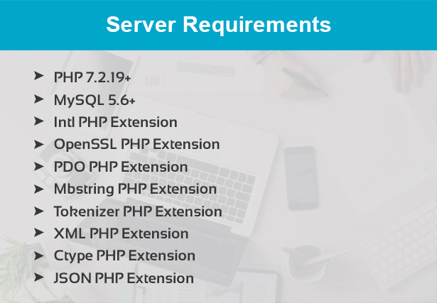 server-requirement